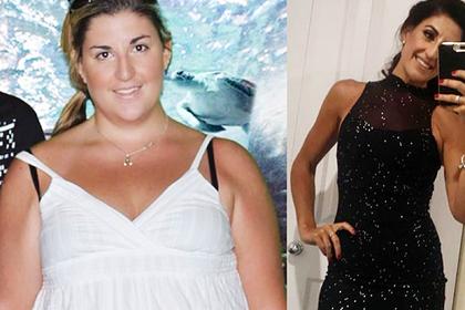 Невеста похудела на 55 килограммов и преодолела страх перед свадебными платьями