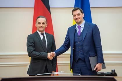 Украина назвала «Северный поток-2» политическим проектом