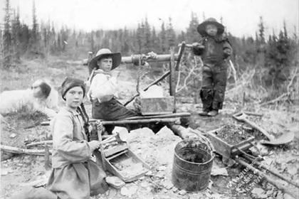 Грету Тунберг нашли на фото 120-летней давности