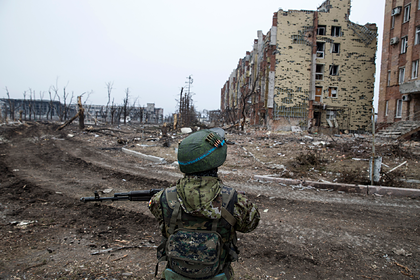 На Украине раскрыли подробности боев за аэропорт Донецка