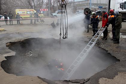 Названа возможная причина ЧП с гибелью людей в яме с кипятком в Пензе