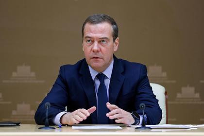 Медведев анонсировал создание правозащитного центра при «Единой России»