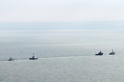 Украина обвинила Россию в пропаже унитазов с возвращенных кораблей