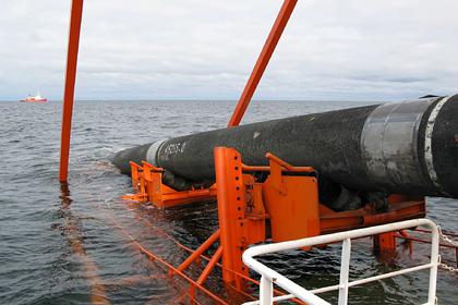 У «Газпрома» всплыл газопровод
