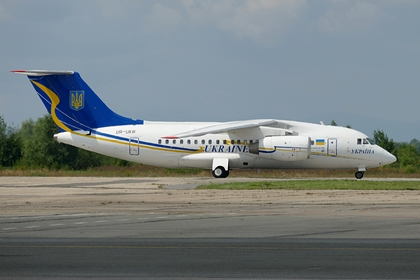 Самолет Зеленского сломался