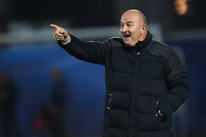 Черчесов прокомментировал поддержку болельщиков во время отбора на Евро-2020