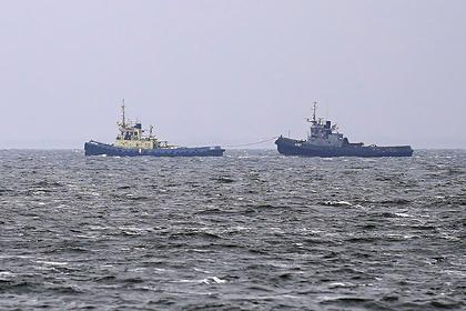 На Украине опубликовали «список украденного» с возвращенных кораблей