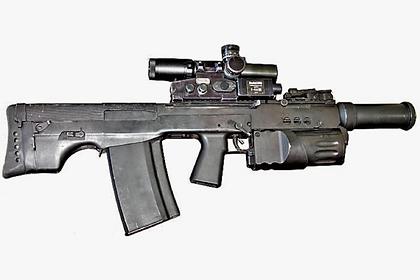 Автомат АШ-12