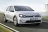 """Другим конкурентом Tesla стал еще один европейский электромобиль — Volkswagen e-Golf производства легендарного немецкого концерна. Автомобиль <a href=""""https://www.volkswagen-newsroom.com/en/e-golf-3517"""" target=""""_blank"""">увидел</a> свет в 2015 году, а в 2017-м вышло второе поколение. Сам по себе e-Golf уступает Tesla по техническим характеристикам: он медленнее разгоняется и значительно более ограничен в максимальной скорости при том, что цены на e-Golf и Tesla Model 3 <a href=""""https://www.vw.com/models/"""" target=""""_blank"""">сопоставимы</a> — 31,9 тысячи долларов против 40 тысяч.  <br></br> Однако Volkswagen припас туз — автоконцерн запустил производство нового электрокара ID.3, главная особенность которого — он <a href=""""https://electrek.co/2019/11/18/vw-id-3-electric-car-40-cheaper-than-e-golf/"""" target=""""_blank"""">будет</a> очень дешевым. В компании пояснили, что нашли способ сократить затраты на производство на целых 40 процентов. Кроме того, ID.3 планируют сделать по-настоящему массовым, чего не было с e-Golf. Также компания собирается «задавить» Tesla количеством, открывая дополнительные заводы в Китае. Это сделает возможным <a href=""""https://www.bloomberg.com/news/articles/2019-05-14/vw-cranks-up-electric-car-plants-to-overtake-tesla-s-capacity"""" target=""""_blank"""">выпуск</a> миллиона электрокаров в год, что является настоящей заявкой на «убийцу» Tesla."""