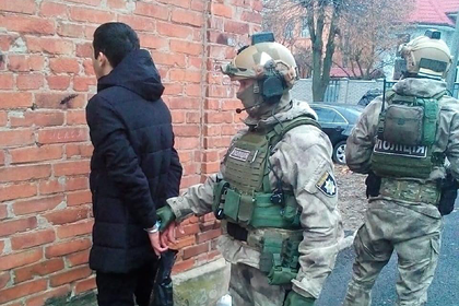 На Украине задержали россиянина из ИГ