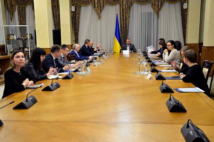 На Украине рассказали о переходном правосудии для Донбасса