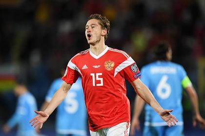 Стало известно о грядущем переходе игрока сборной России в «Ювентус»
