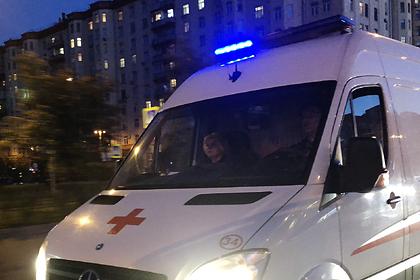 Россиянка выбросила младенца с восьмого этажа