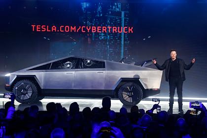 Илон Маск представил неуязвимый пикап будущего
