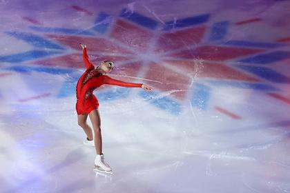 Российская фигуристка установила новый мировой рекорд