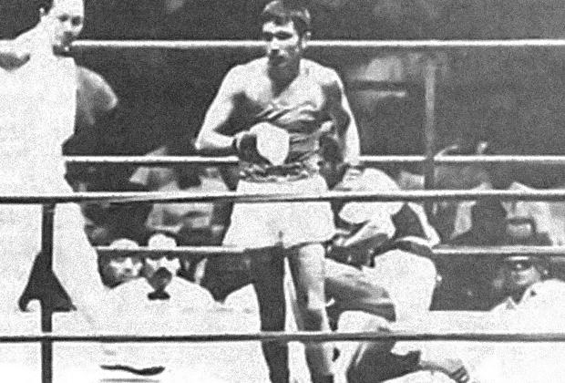 Василий Соломин на чемпионате мира в Гаване, 1974 год
