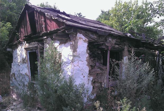Место первого убийства, совершенного Андреем Чикатило