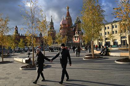Москвичам пообещали потепление