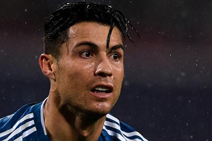 Роналду остался вне состава «Ювентуса»