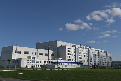 Технический комплекс космодрома «Восточный»