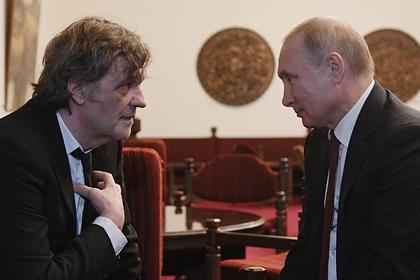 Путин поздравил Кустурицу с юбилеем