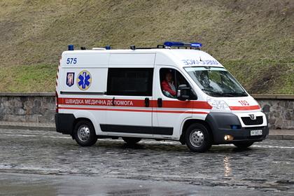 Разъяренные украинцы затравили «пьяного» фельдшера скорой помощи