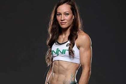 Названа самая привлекательная девушка-боец MMA