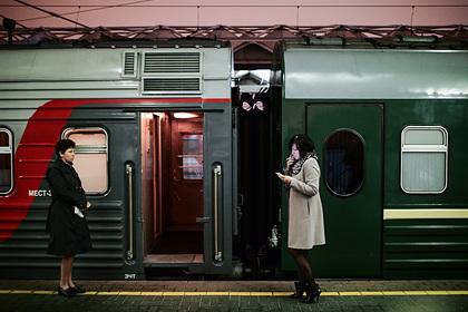 Пассажир умер в поезде из Петербурга в Москву
