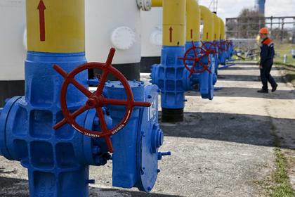Украина назвала абсолютным приоритетом контракт с «Газпромом»
