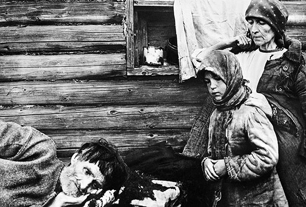 Голод на Украине, 1932 год