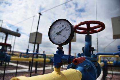 Украина приготовилась закачивать российский транзитный газ всвои хранилища