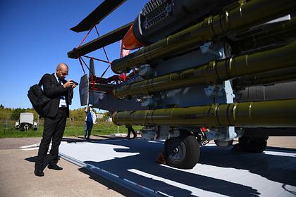 Россия произведет оружия на 230 миллиардов долларов