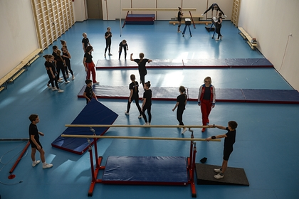 В России займутся развитием школьного спорта
