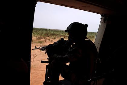 Французская армия понесла крупнейшие потери в Африке
