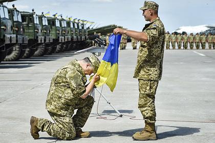 На Украине перечислили объединяющие страну идеи