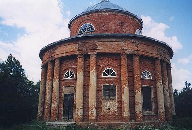 Храм в честь Преображения Господня (село Брынь)