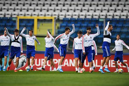 Предсказана судьба сборной России по футболу после санкций от WADA
