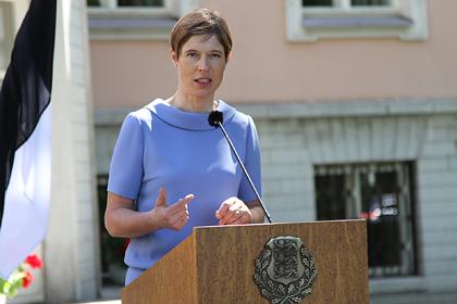 Эстония призвала объединиться против агрессии России