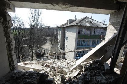 Названо число погибших в Донбассе детей