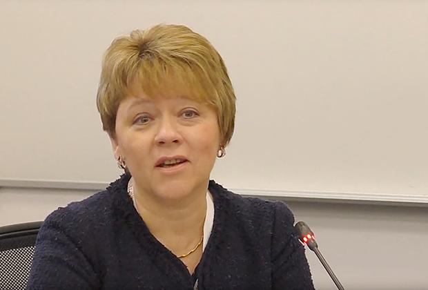 Елена Максимкина