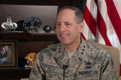 Lt Gen Lee Levy
