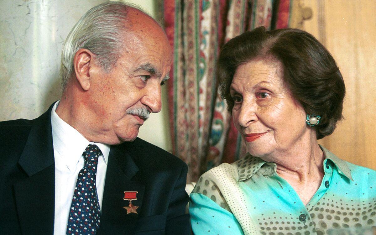 «Любовь во время войны»: история легенд советской разведки – супругов Вартанян