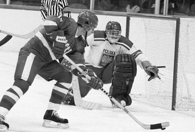 Олимпийские игры-1984 в Сараево. СССР — Польша