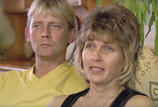 Джон Эрик Уэллс и его жена Кэти