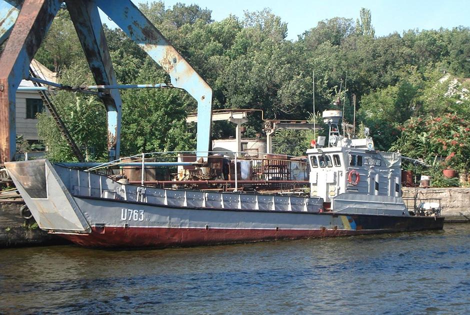 Десантный катер «Сватово»