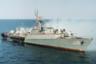 Пограничный корабль проекта 1124П для нужд КГБ СССР был спущен на воду в 1976 году. Изначально носил название «Днепр». Перешел в собственность Украины в 1996 году, тогда же получил нынешнее имя. Стандартное водоизмещение— 880 тонн, длина — 71,2 метра, ширина — 10,17 метра. На вооружении имеет реактивные бомбовые установки «Смерч-2», два бомбосбрасывателя для глубинных снарядов, торпедные аппараты, артиллерийские установки. Также оснащен радиолокационными средствами борьбы. <br></br> В 2007 году корабль серьезно пострадал во время шторма в Севастополе, в 2013 году его планировали списать. «Винница» отправилась в ремонт только в 2017 году. Изначально на восстановительные работы собирались потратить 270 миллионов гривен, но когда корабль оказался в доке, смета выросла до полумиллиарда гривен (около 1,3 миллиарда рублей). При этом члены экипажа рассказывали, что на собственные средства красят и латают его корпус. В августе 2018-го корвет вышел из дока, однако его боеспособность так и не восстановили: на корабле не работает радиолокационное оборудование, гидроакустические станции, другие узлы и агрегаты. <br></br> Раньше у ВМС Украины было еще три корвета—  «Луцк», «Тернополь» и «Приднестровье». В 2014 году они остались в Крыму.