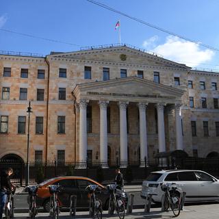 Здание Генеральной прокуратуры РФ