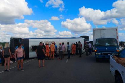 Попавшие в аварию в Доминикане россияне раскрыли подробности случившегося