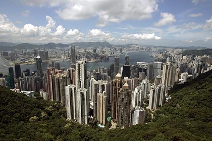 Рекордную сделку с недвижимостью заключили в Гонконге