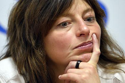 ФСБ невпустила в Российскую Федерацию социолога иправозащитницу Карин Клеман